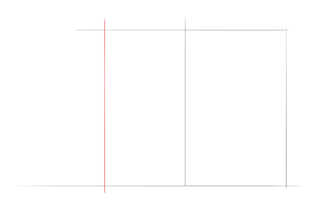 Complete The Same Step On The Left Side Of The Shape