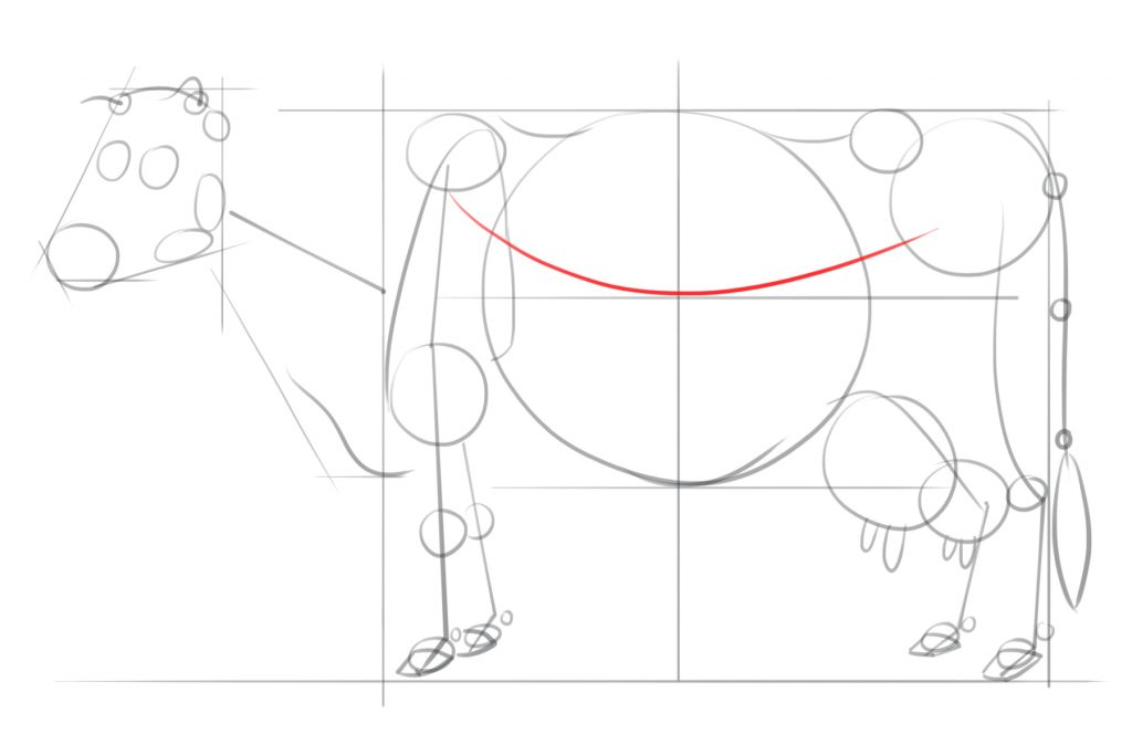 Draw A Larger Curved Line