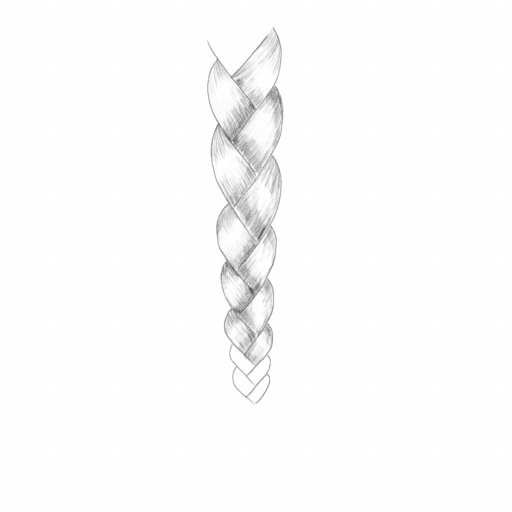 Draw Strokes Following The Curve And Alignment