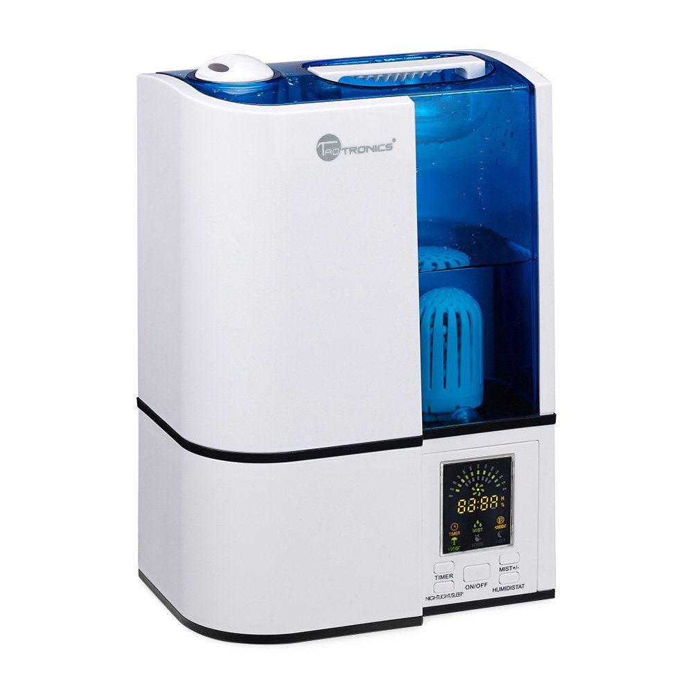 TT AH001 Taotronics 4L Cool Mist Ultrasonic Humidifier For