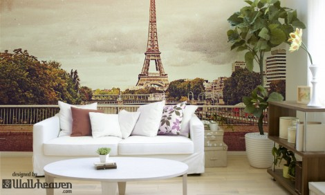 Paris (wall mural)