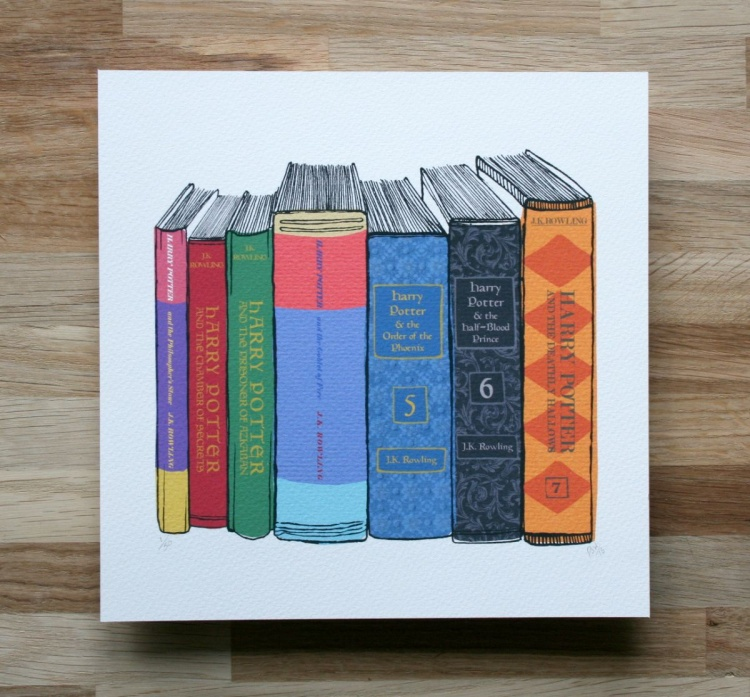 Harry Potter and the Complete Collection