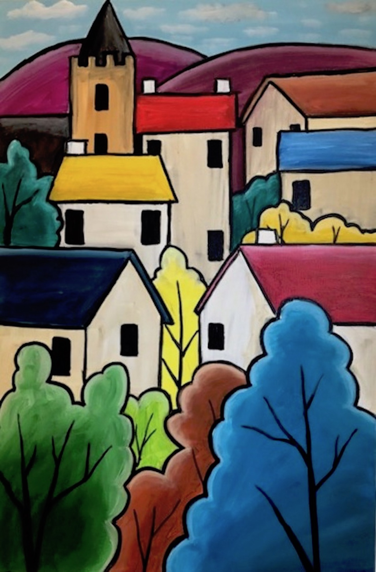 Town Of Colours 3