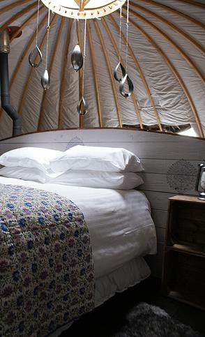 Glamping Location of the Year 2014!