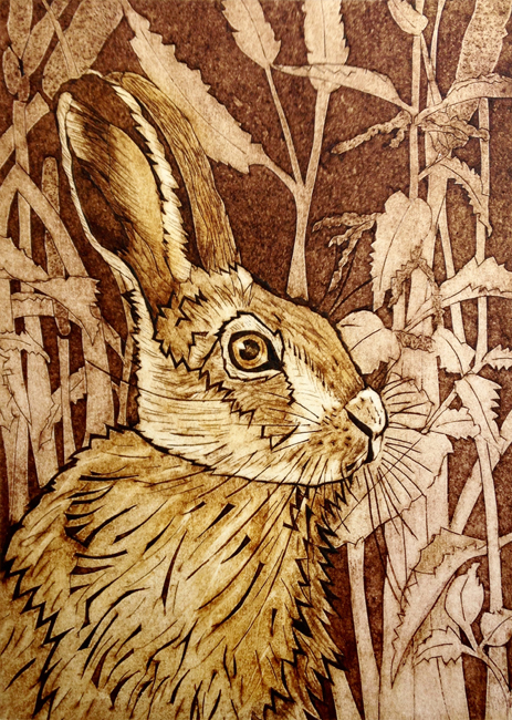 The Autumn Hare