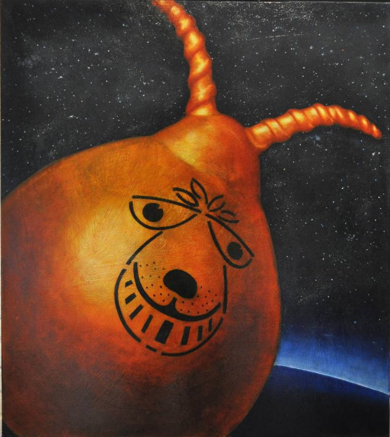 Space Hopper Space Hopping