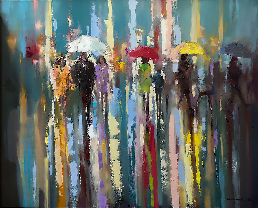 'Under White Umbrella'