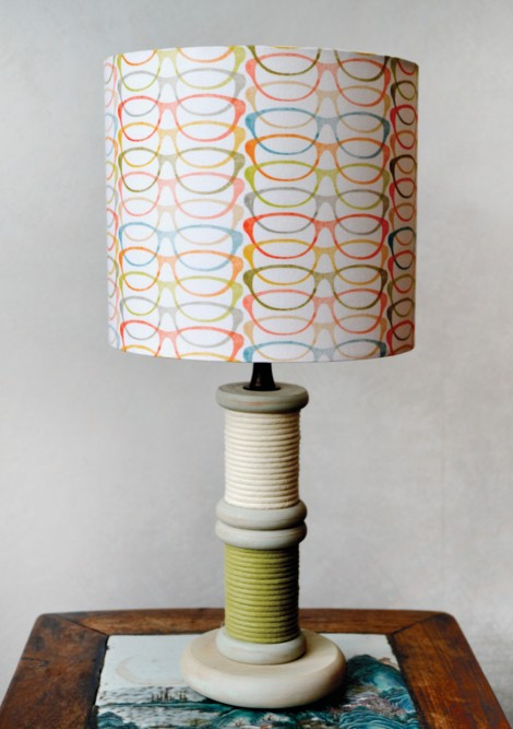 Glasses Linear Lampshade
