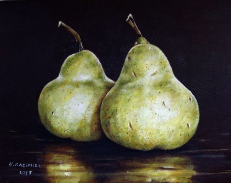 A Pair Of Pears IV