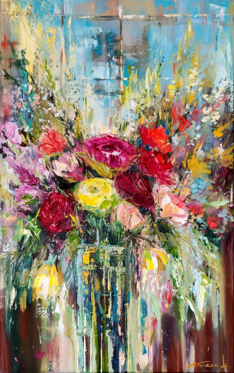 Roses in the Window 2016