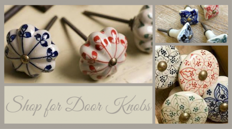 Door  Drawer Knobs