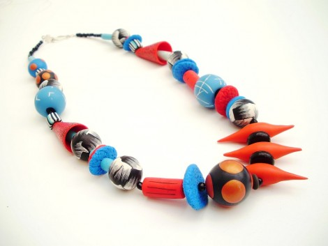 Fiesta Necklace - SOLD