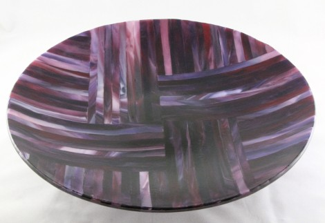 Plate of Purple
