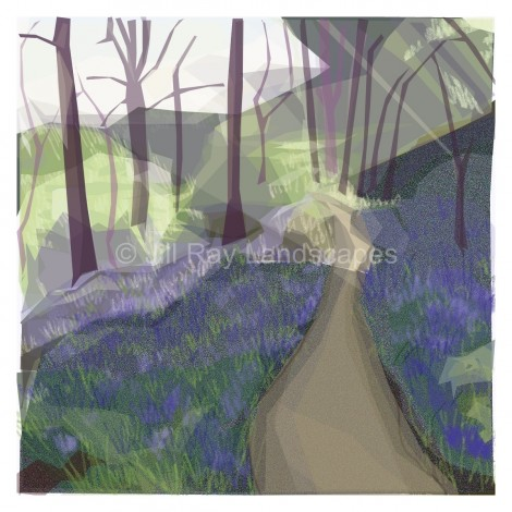 Walk in the Woods Spring