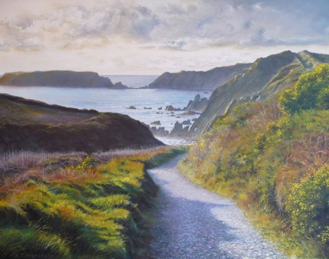 Path to Marloes Sands