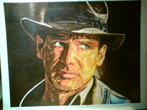 Indiana Jones-Harrison Ford